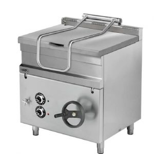 EMPERO 50L OR 80L TILTING PAN ELECTRIC OR GAS