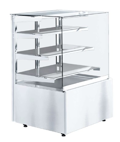 HEATED HIGH CUBE DISPLAY CABINET