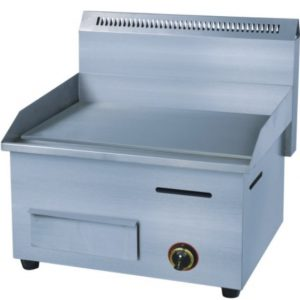 GAS 550 FLAT TOP GRIDDLE